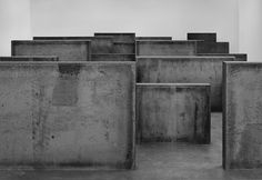RICHARD SERRA Intervals, 2013 Weatherproof steel, 24 plates 72 x 336 x 570 inches (182.9 x 853.4 x 1,447.8 cm)
