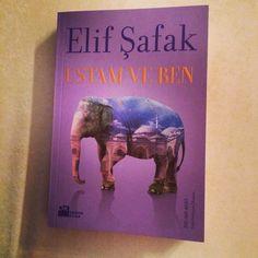Elif Şafak 'Ustam ve Ben' #ysm #kitapkolik