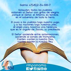 Lecturas-Viernes-30-05-2014-, VI semana de Pascua: Hechos de los Apóstoles 18,9-18 / Sal. 46,2-3.4-5.6-7 / Juan 16,20-23a