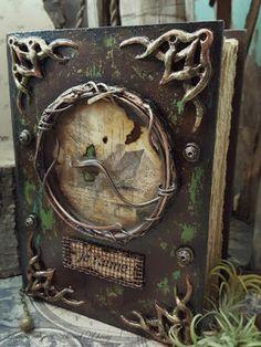 Altered Alchemy Gallery: Handmade Journals