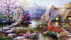 Cottage (144 pieces)