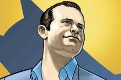 Marc Tyler Nobleman Kicks Off A Grassroots Campaign To Get Bill Finger A Google Doodle