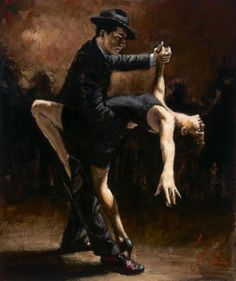 Fabián Pérez(Argentina)「Tango」