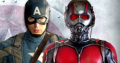 'Captain America 3' Will Include Paul Rudd as 'Ant-Man' Marvel and Disney have announced the full cast for 'Captain America: Civil War', and it includes Paul Rudd's 'Ant-Man' and William Hurt as General Ross.