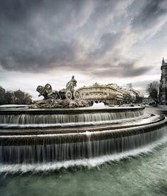 Fuente de Cibeles #Madrid