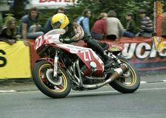 Joey Dunlop Isle of Man TT 1979