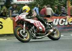 Joey Dunlop Isle of Man TT 1979