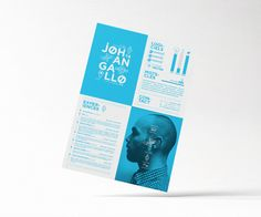 "Love this four quadrant look with bold color phoros by  by johan gallo, via Behance.  For more great resume ideas search Aaron Sheppard and look at my ""? - Design - Resumes"" board. Creative Resume Design, Resume Style, Resume Design, Curriculum Vitae, CV, Resume Template, Resumes, Resume Format."