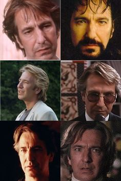 The Cinematic Evolution of Alan Rickman #2