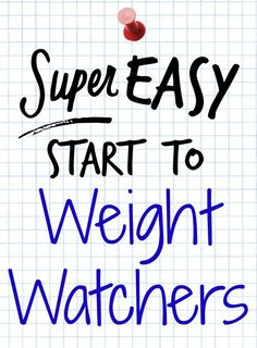 Get started on the right track with Weight Watchers Simple Start. Great tips and tricks for how to loose weight with Weight Watchers. Weight Watchers Snacks, Weight Watchers Tipps, Weight Watchers Points, Weight Loss Snacks, Healthy Weight Loss, Weight Watchers Program, Weight Watchers Motivation, Fitness Motivation, Weight Loss Challenge