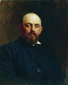 Savva Mamontov en 1878 - creador de las muñecas Matrioska en 1890