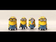 Joyeux anniversaire Happy Birthday de la part des Minions en chanson ! - YouTube