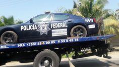 Una patrulla de la corporación recibió más de 40 impactos de bala, pero no hay heridos; Policía Federal, Ejército Mexicano, SSP y PGJE realizan un fuerte operativo de seguridad en ...