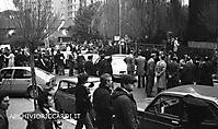 Rapimento Aldo Moro - 16 marzo 1978  - Via Fani - 014