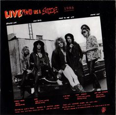 """katyaani: """"Live like a suicide """" Guns N Roses Live, Gilby Clarke, 80s Rock Bands, Axl Rose, Music Photo, Rock Music, Rock N Roll, Guys, Hair"""