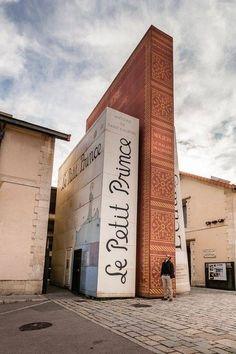 Cửa hàng sách với thiết kế cực độc ở #Pháp