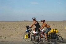 family that biked Alaska to Argentina!