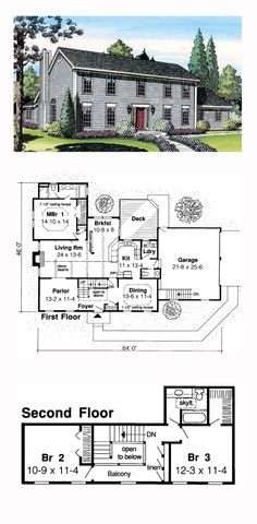 [ Saltbox House Plan Houses Cabin Plans Iverness Rear Colonial ]   Best  Free Home Design Idea U0026 Inspiration