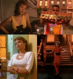 Rosie Perez as Tina in 'Do The Right Thing'..