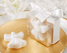 Angel Soap Favors for Baptism, Christening or First Communion Favors come with gift box and ribbon only $2.25 each | Set To Celebrate
