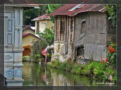 Sumatra, Les maisons Minangkabau... http://indonesie.eklablog.com/