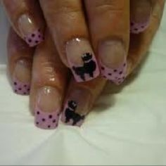 I need to do my nails like this!!!
