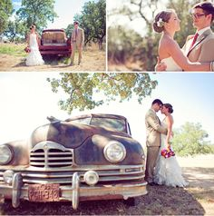 Wish I knew where we could rent an old fashioned car for our day instead of a limo    Call diamondlimousines (519)741-4810