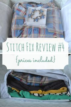 This Stitch Fix subscription box let me down a little bit. See what outfits Stitch Fix sent me.
