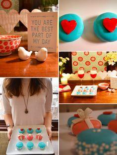 Valentine's Day ideas {prettymyparty.com}