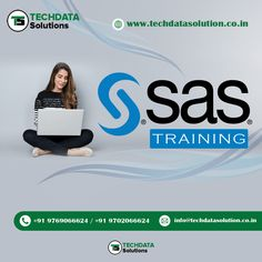 Get a head start with TechData Solutions' comprehensive and contextual SAS training in Pune. Our course content is designed after factoring in its real world applications. This way trainees are job-ready by the time they complete the SAS course in Mumbai.