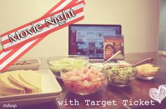 Movie Night - with Target | grrfeisty #shop #cbias #targetticket