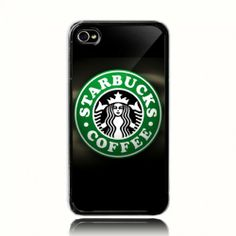Starbuck Coffee 1 iPhone 4 4s  or iPhone 5 case