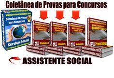 Coletânea Provas para Concursos - Assistente Social