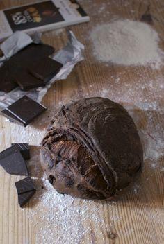 Receta de 'Pan de chocolate' de Pepekitchen para el blog 'A tu Gusto' de superSol. La mejor gastronomía :)