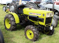 Utility Tractor, New Tractor, Lawn Tractors, Old Tractors, Sub Compact Tractors, Yanmar Tractor, Agriculture Machine, Tractor Accessories, Down On The Farm