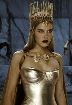 Athena, goddess of wisdom & war