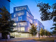Architekturschule in Straßburg / Werkzeugkasten - Architektur und Architekten - News / Meldungen / Nachrichten - BauNetz.de