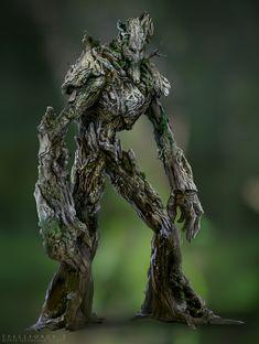 ArtStation - Spellforce 3 - Creature Concepts 1, Raphael Lübke