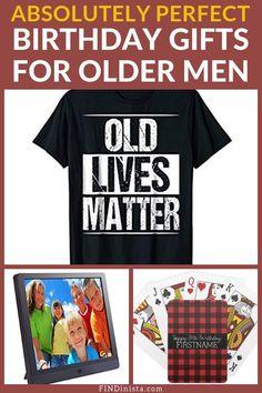 Birthday Gifts For Older Men Best Gift Ideas The Senior Man