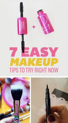 7 Ridiculously Easy Makeup Tips That You'll Actually Want To Try