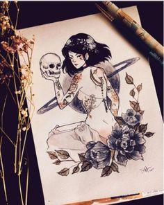 peithedragon http://misshotaru.tumblr.com/post/159880894211/artist-peithedragon-on-instagram