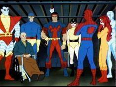 Spider-Man & His Amazing Friends - The X-Men Adventure