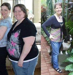 "SO INSPIRING!!!! Check out the beautiful Krystel!!! What are you waiting for??? Order here:  http://kyslims.EatLessFeelFull.com/?SOURCE=ELFF  Krystel says.... ""As of June 7th, I have reached my final goal....I have lost a total of 160 lbs (aka 73 kilos). With the excess skin that needs to be removed (for which I am guessing is approx. 10 lbs), I might loose a little more. However, I am now more on maintaining my current weight. It has been such a wonderful journey. Through all it's ups and…"