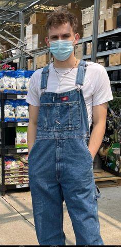 Bib Overalls, Dungarees, Pants, Men, Fashion, Moda Masculina, Men's, Trouser Pants, Moda