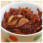 Food Recipes: SRI LANKAN 10 FOOD RECIPES| Sugar Sambol (Seeni Sambol) an onion based condiment to spice uo any meal.