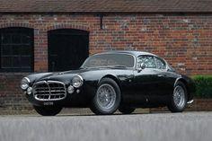 Maserati A6G Frua #maseraticlassiccars