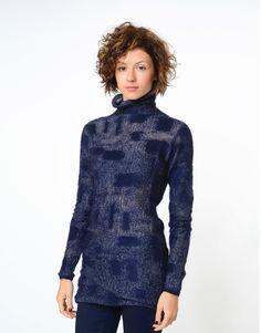 $495.88 High-neck Shirt from 830 sign   http://www.flooly.com/us/830sign-women-high-neck-shirt/13903