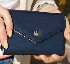 Cell Phone Clutch-Midnight Blue $16.95