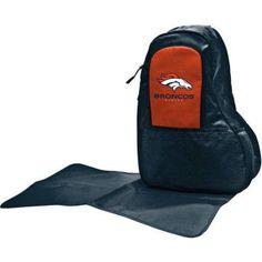 NFL Licensed Diaper Sling Bag, Blue