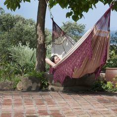 http://www.vivalagoon.com/160-4155-thickbox_default/bossanova-bordeaux.jpg #Bordeaux #FamilyHammock #Hammock #outdoor #garden